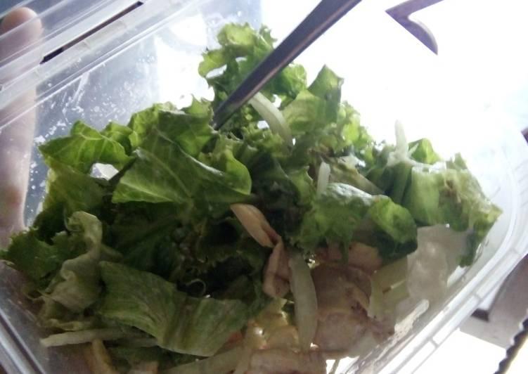 Salad sayurhealthy food