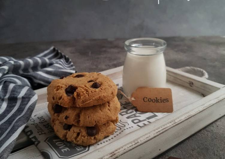 Chocolate Chips Cookies Mocaf