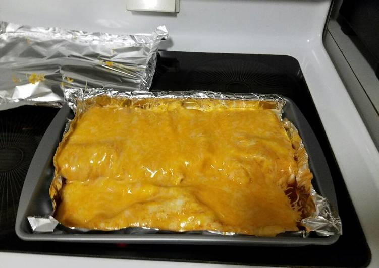 Steps to Make Perfect Chicken Enchiladas