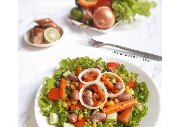 salad-sayur