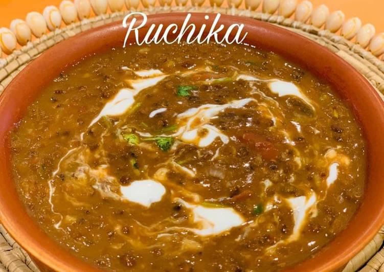 Simple Way to Prepare Quick Dal Bukhara