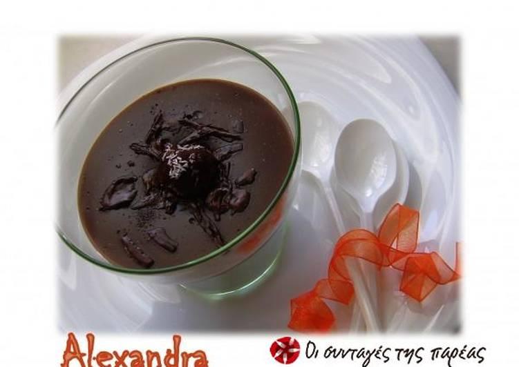 Simple Way to Make Award-winning Floreal pudding
