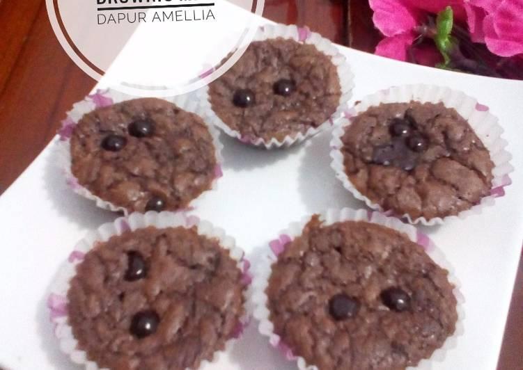 Cookies brownis
