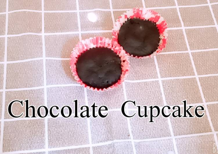 Easiest Way to Cook Yummy Chocolate Cupcakes