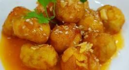 Hình ảnh món Trứng cút rim nước dừa