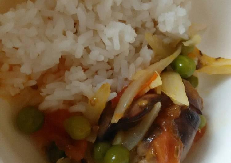 Day. 162 Ati Ayam Kuah Tomat (11 month+)