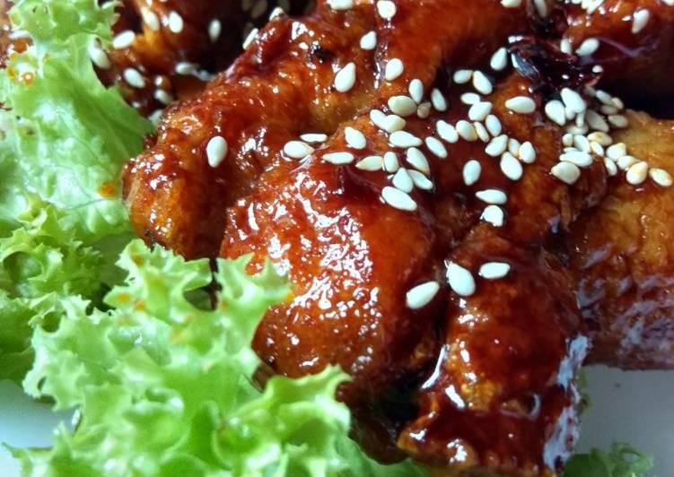 Ayam Korea Ala Malaysia - velavinkabakery.com