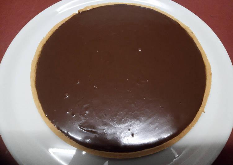 La Recette Pas à Pas Tarte au chocolat
