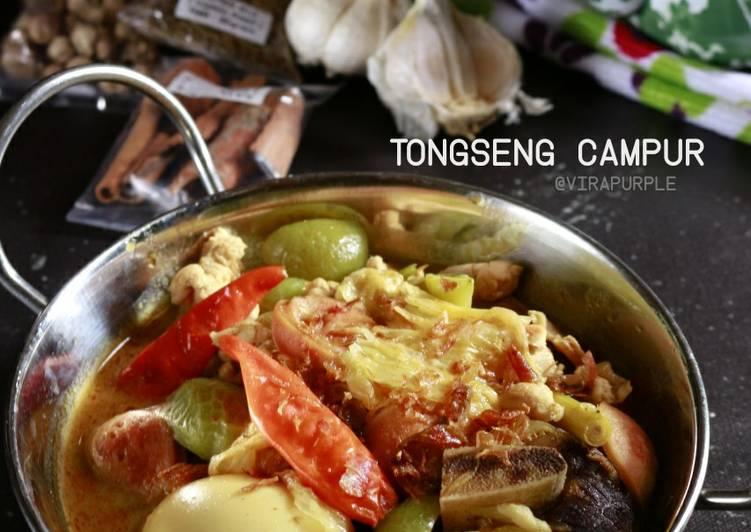 Resep Tongseng Telur Campur Oleh Elvira Agustina Cookpad