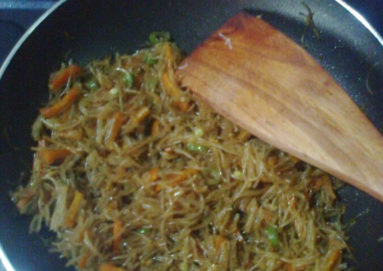 Resep Bihun Goreng Ebi Sayuran (balita 1y+) Top