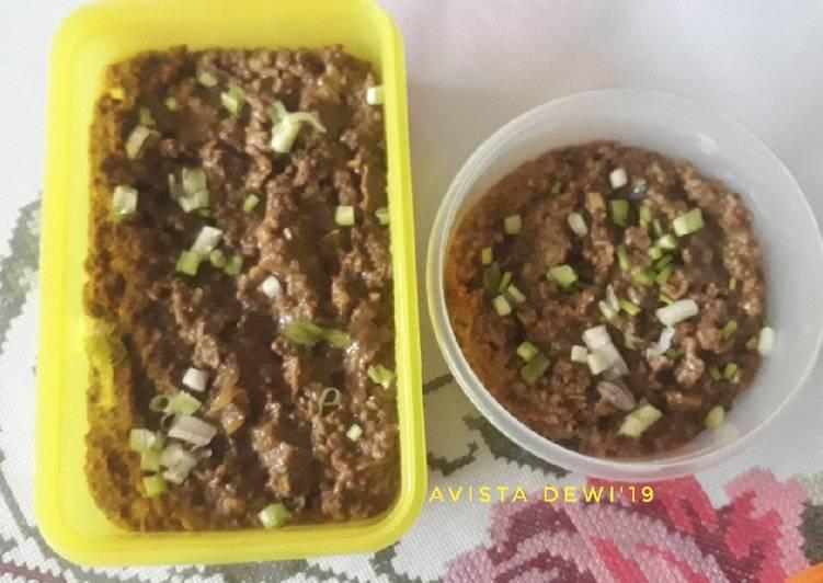 #300.Daging Sapi utk Isian Sosis Brot, Roti Goreng/Oven & Bakpao