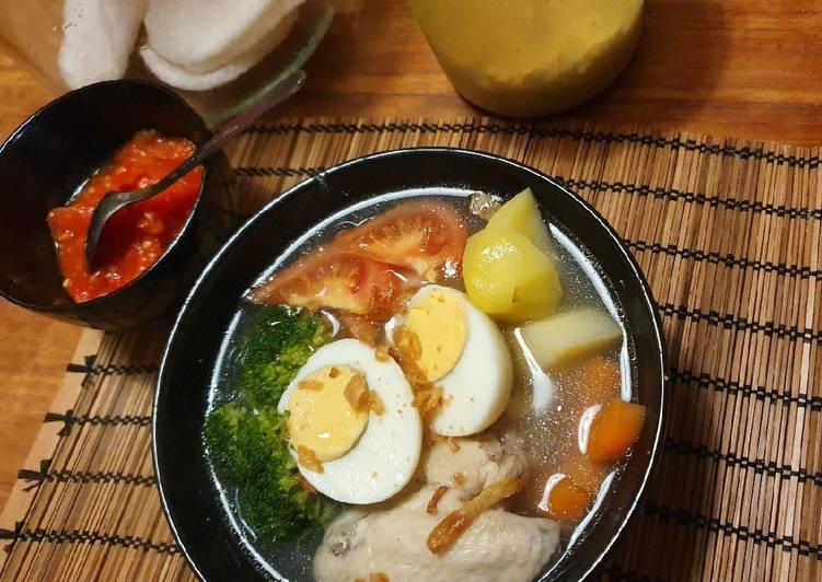 Sup Ayam Ekspres