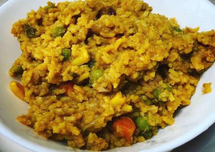 Instant pot sambar rice / sadham