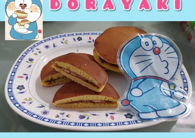 Dorayaki ala Mak Jozz