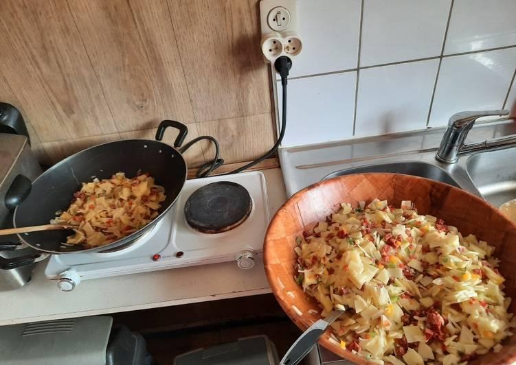 La véritable Tortilla Espagnole