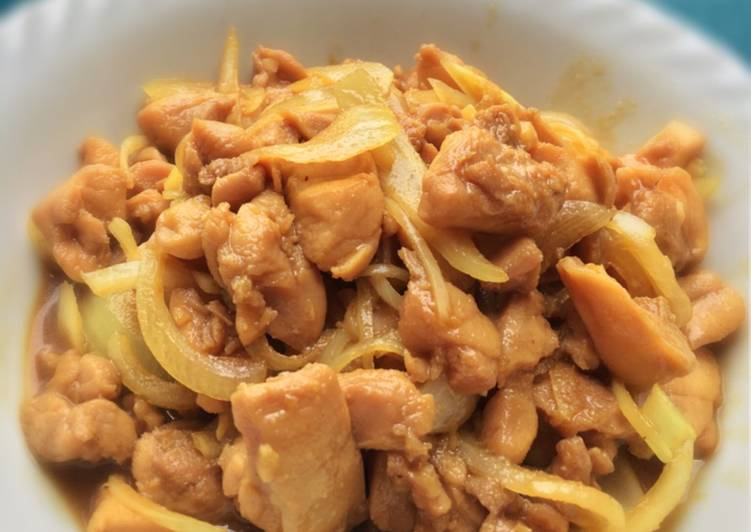 Resep Chicken Teriyaki Like Hokben Oleh Ivonne Cookpad