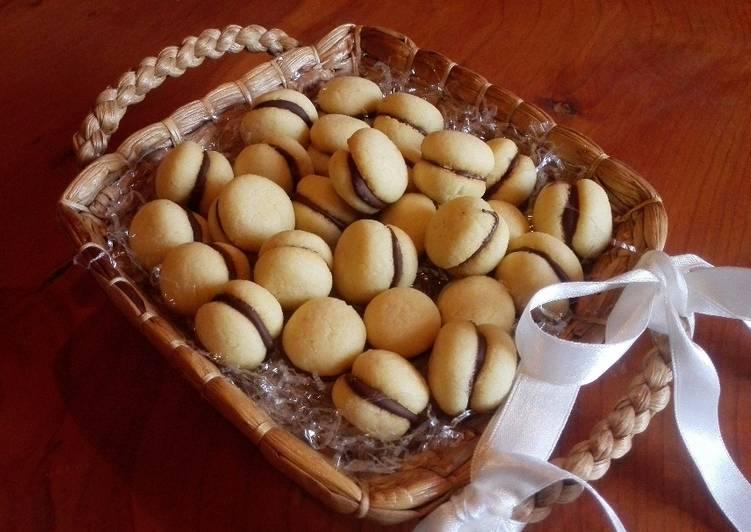 Recipe: Yummy Baci di Dama – Italian Dessert
