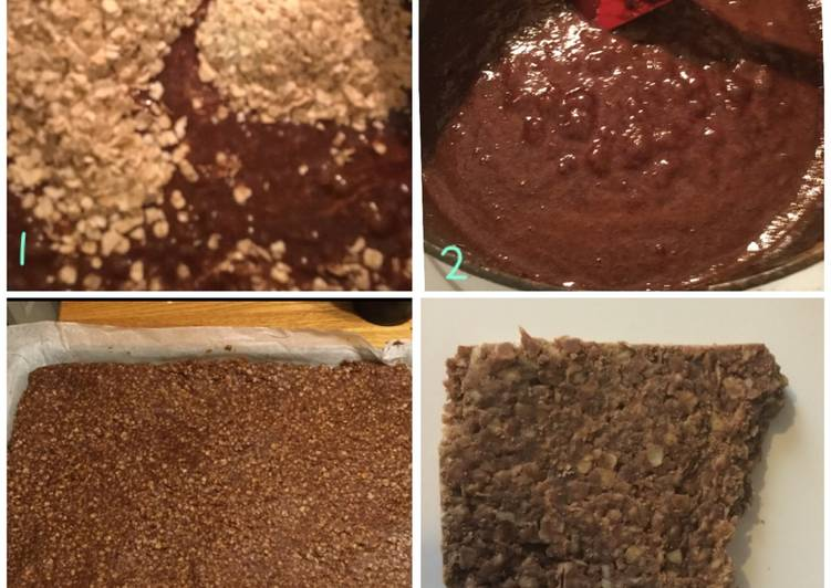 No bake cookie bars, Some Foods That Are Good For Your Heart