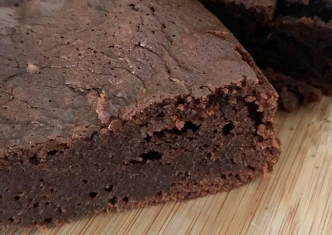 Moelleux chocolat / marron au cake Factory