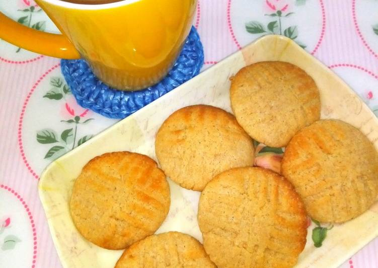 Wheat flour biscuits