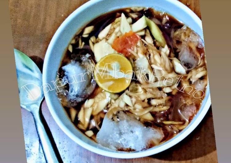 Mangga Teto/Mangga Serut (Versi Manado)