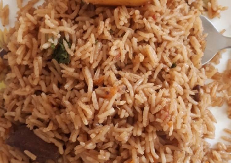 2kg Rice Pilau