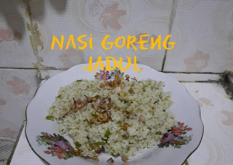 Nasi goreng jadul by bakul aira