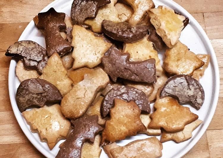 Comment Préparer Des Biscuits de Noël