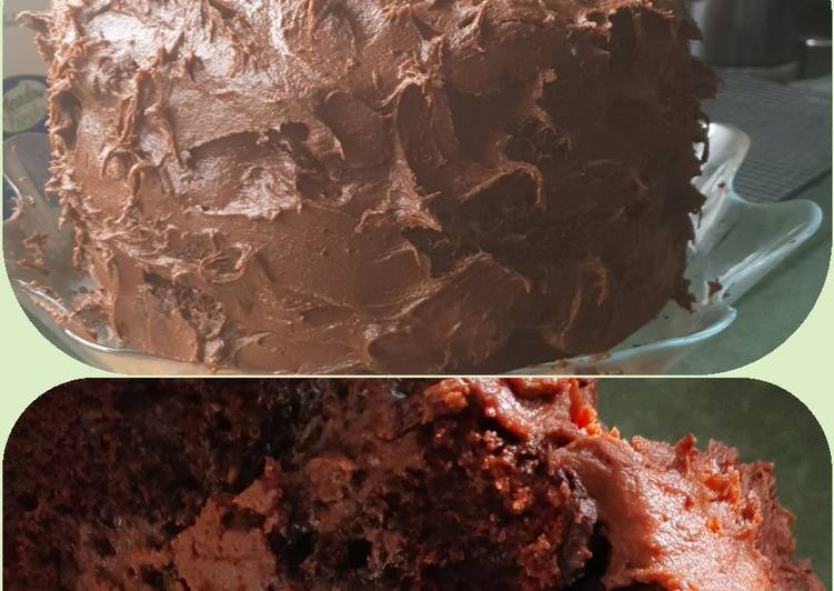 THE Most Decadent Chocolate Cake I Make