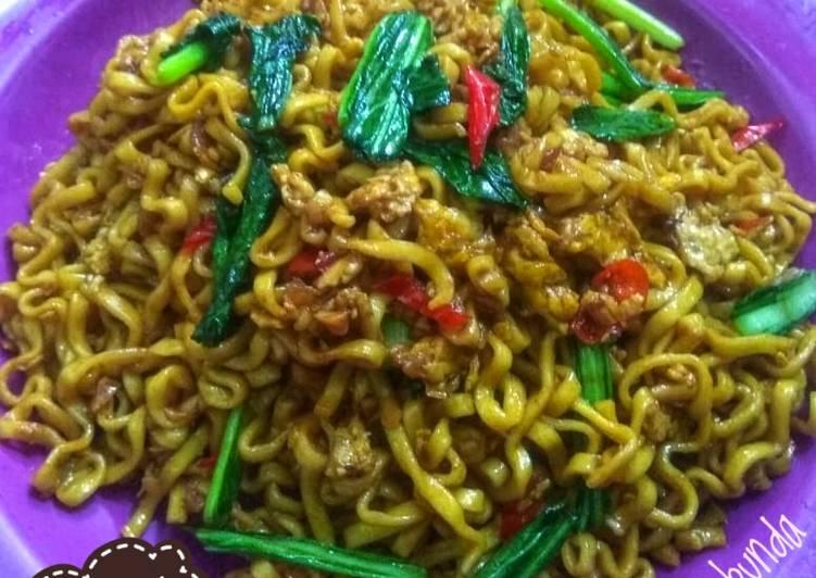 Resep Mie goreng (simpel) Paling Enak