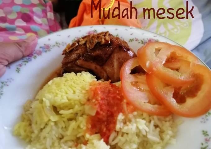 Nasi Ayam Wangi