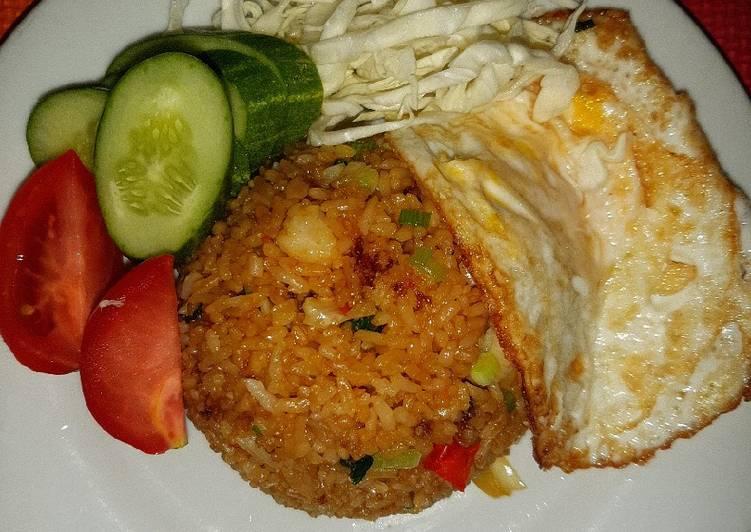 Nasi Goreng Ayam Spesial
