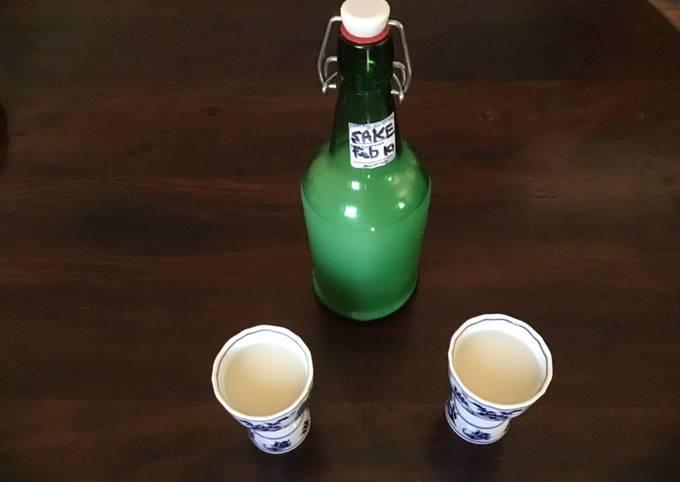 California Farm Sake Wine