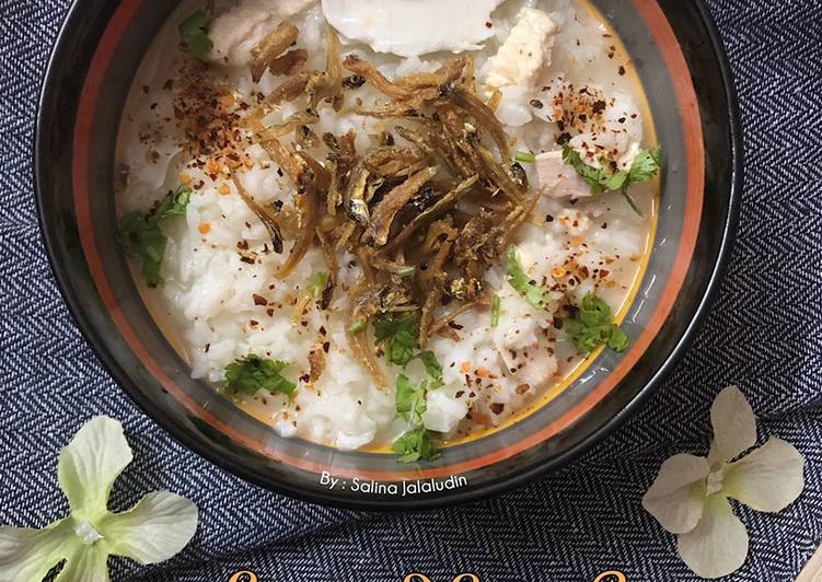Bubur Nasi Ayam - velavinkabakery.com