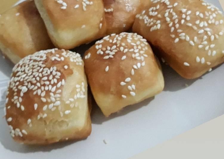 Roti Goreng / odading