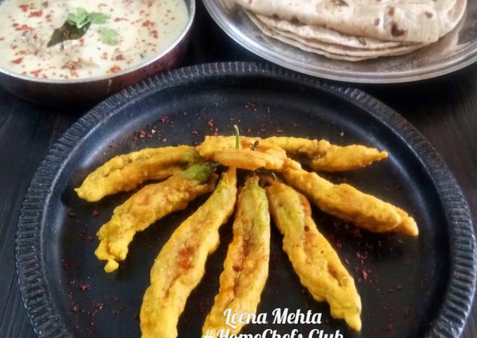 Marchi Bhajiya