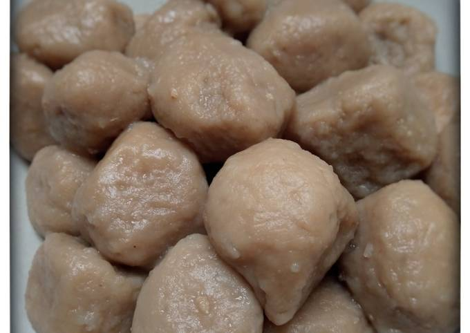 Baso Aci Daging Sapi