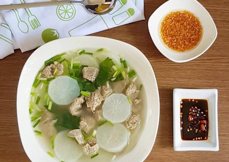 Sup Lobak
