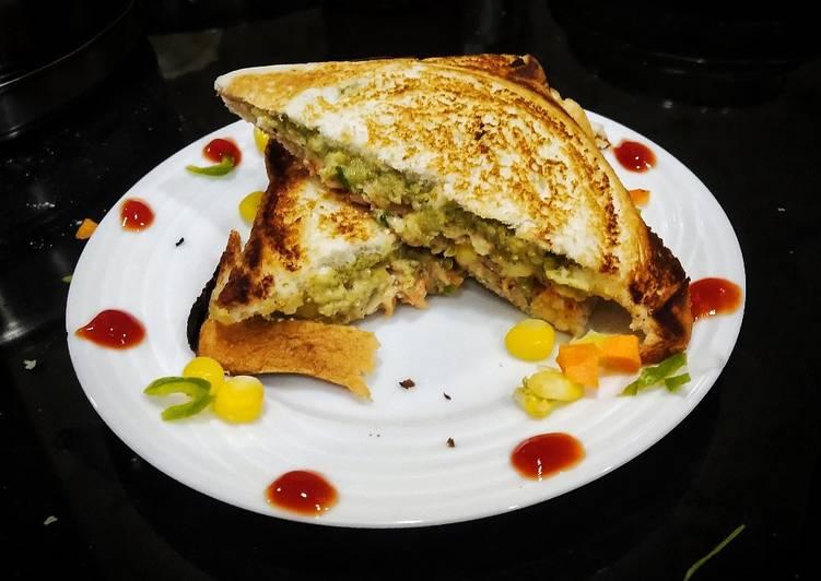 50+ Dinner Easy Super Quick Homemade Veg Mayonnaise Sandwich