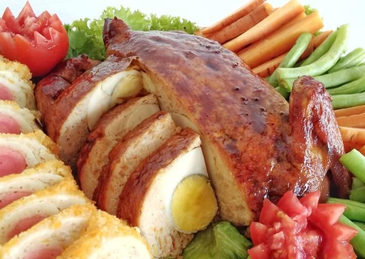 Resep Ayam Kodok Oleh Maccby Kitchen Cookpad