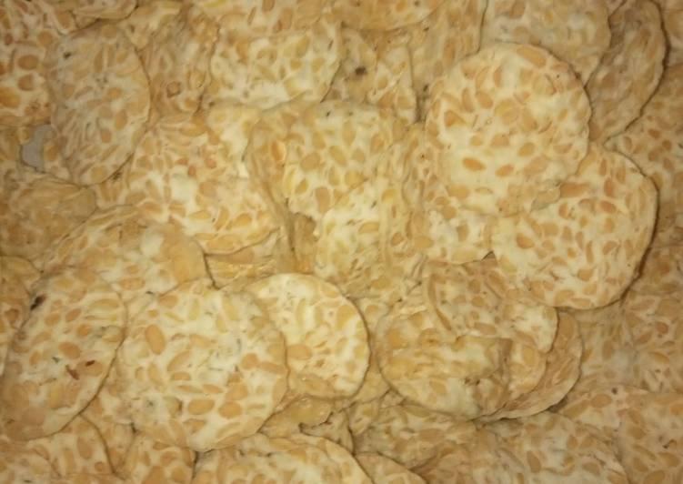 38.Tempe kripik tapioca