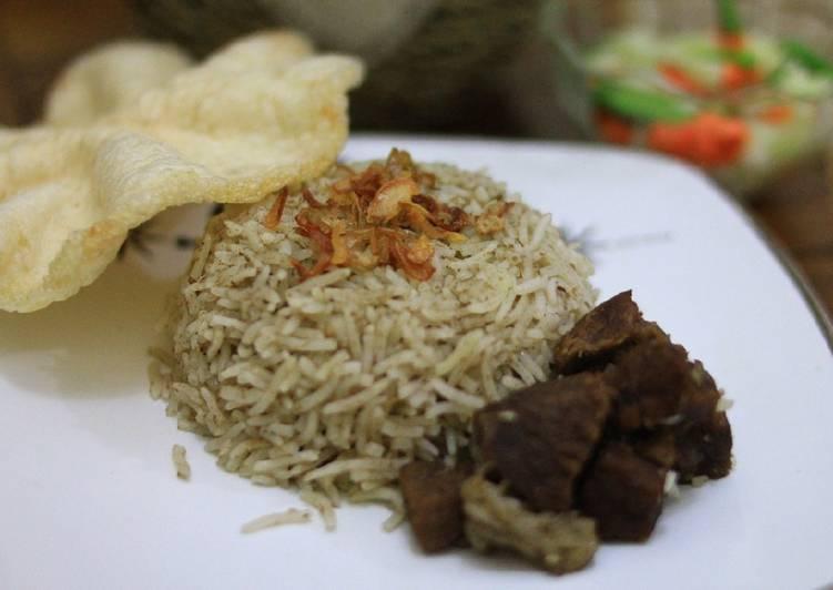 Nasi Kebuli Praktis - cookandrecipe.com