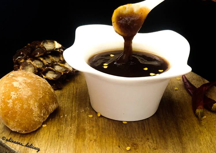 Easiest Way to Make Favorite Tamarind chutney