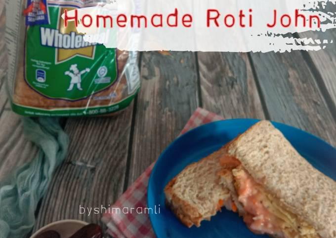 Roti John Wholemeal