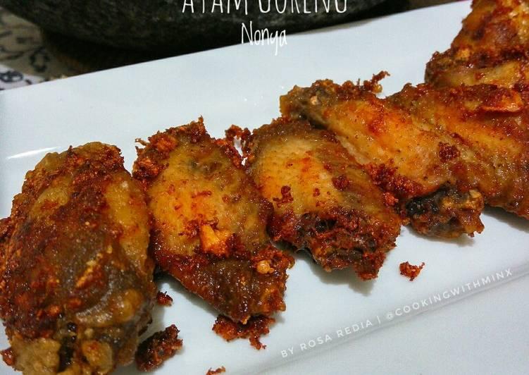 Ayam Goreng Nonya