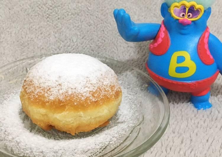 Donat Fluffy ala Ibun Baikal