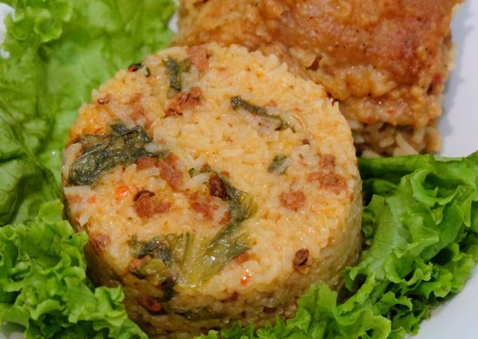 Nasi Goreng Ayam Rice Cooker