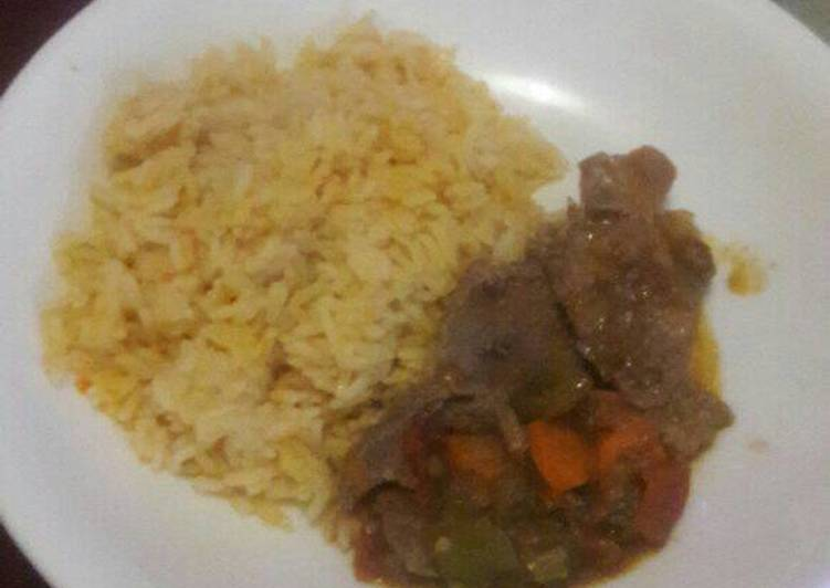 Easiest Way to Prepare Quick Chunky stew
