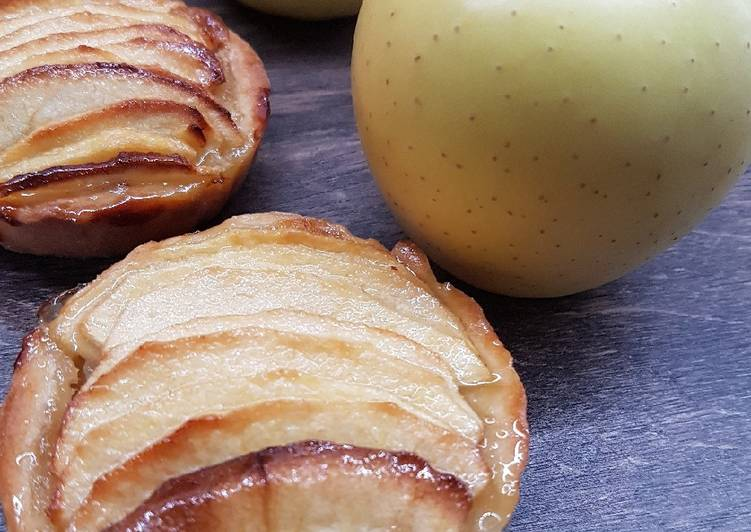 recette Tartelettes aux pommes Le plus simple