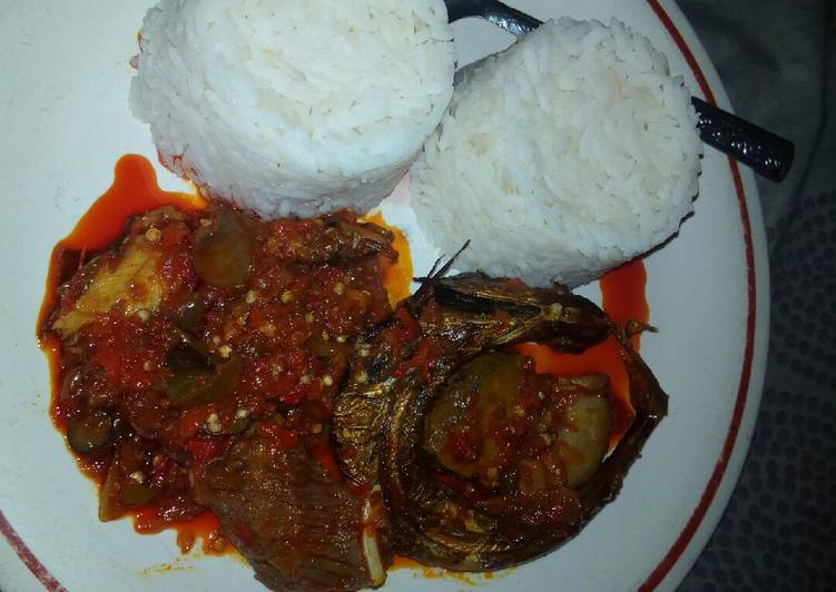 30 Minute Recipe of Diet Perfect Ofada stew